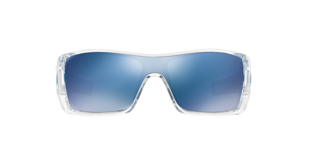 OAKLEY Clear OO9101 BATWOLF Blue lenses 27mm