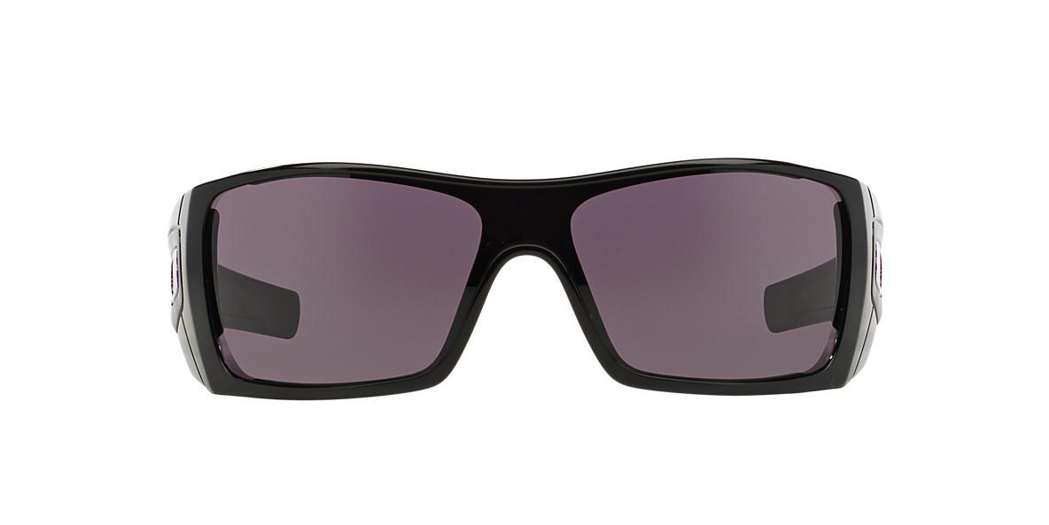 OAKLEY Black OO9101 BATWOLF Grey lenses 27mm