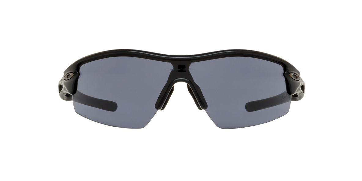 OAKLEY Black Matte OO9052 RADAR PITCH Black lenses 35mm
