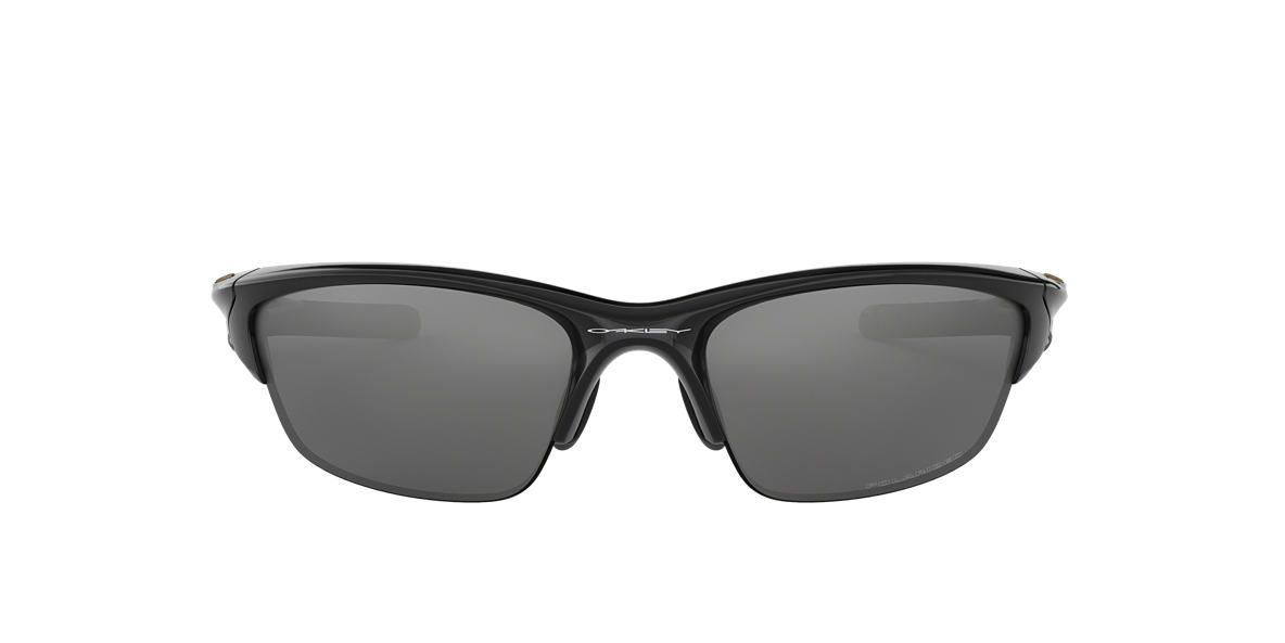 Oakley OO9144 62 Black & Black Shiny Polarized Sunglasses | Sunglass Hut USA