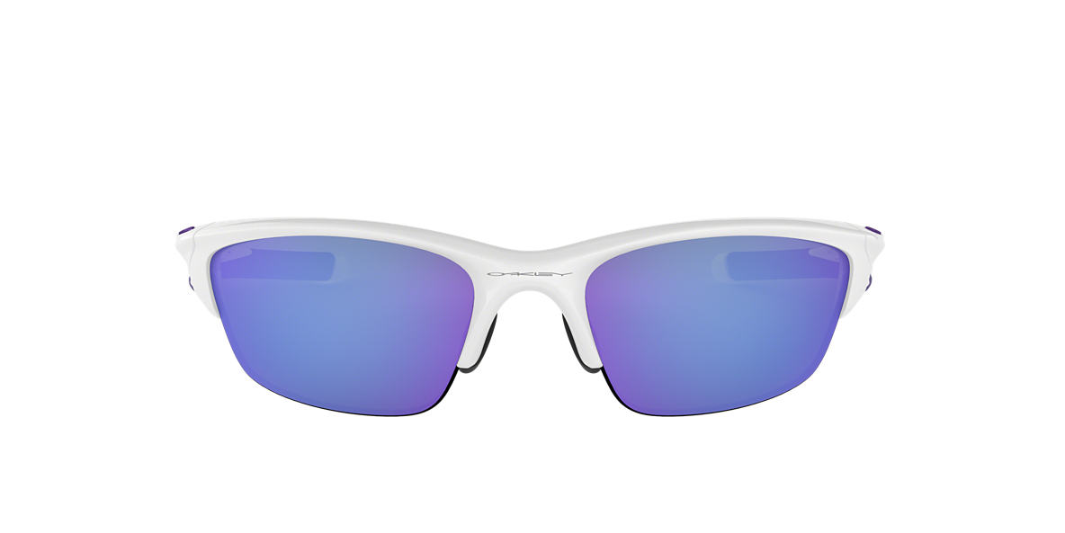 OAKLEY Ivory OO9144 HALF JACKET 2.0 Purple lenses 62mm
