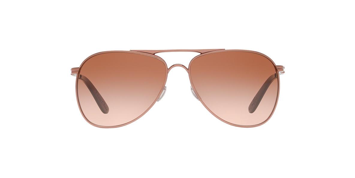 Gold Sunglasses Womens Oakley Womens Rose Gold Oo4062