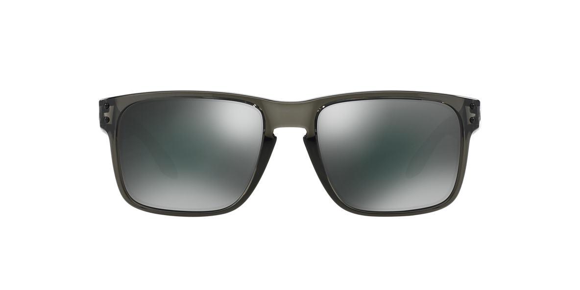 OAKLEY Grey OO9102 HOLBROOK Black lenses 55mm