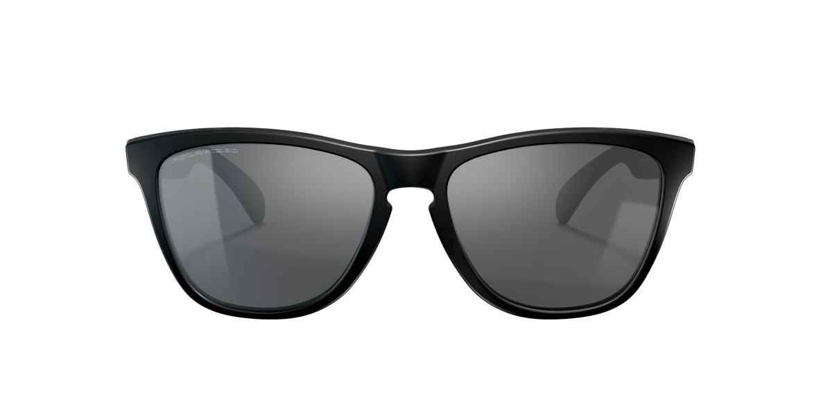 OAKLEY Black OO9013 FROGSKIN Black polarised lenses 55mm