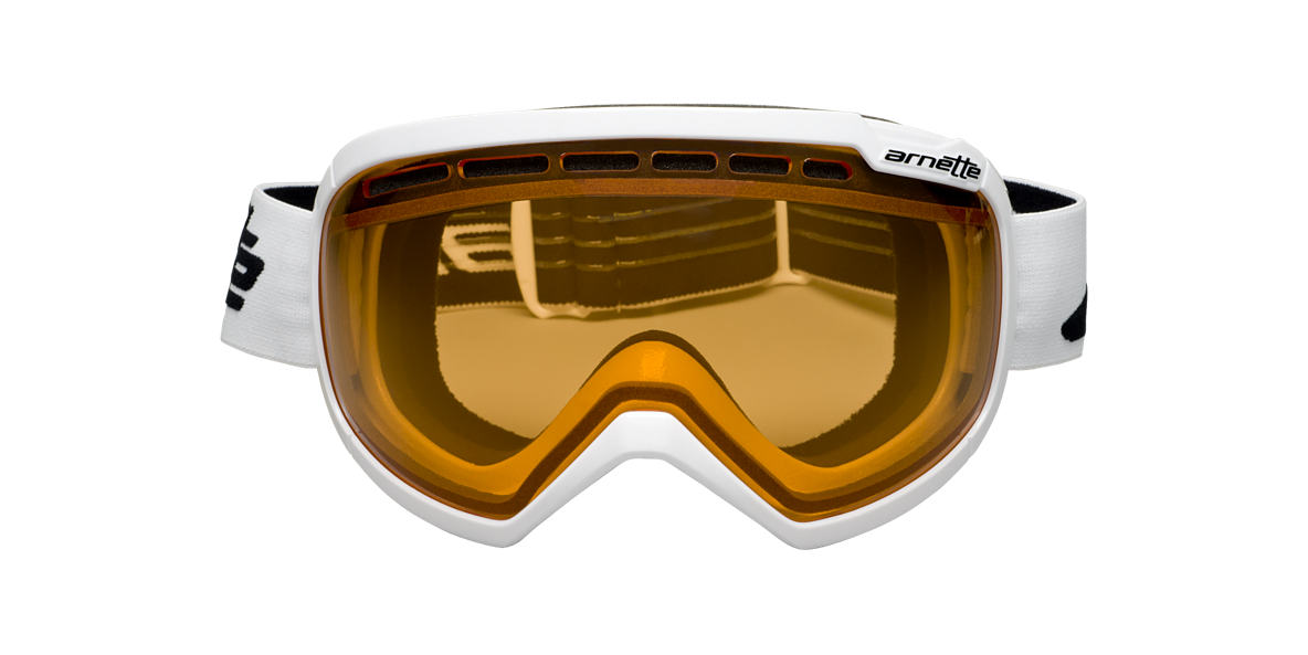 ARNETTE GOGGLES White AN5004 SKYLIGHT Orange lenses mm