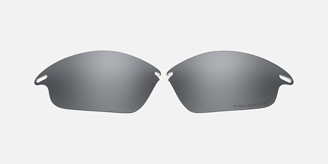 FAST JACKET LENS BLACK IRIDIUM POLAR $90.00