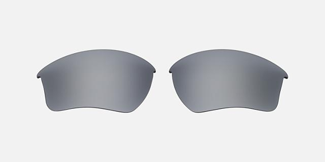 HALF JACKET 2.0 XL LENS BLACK IRIDIUM $60.00