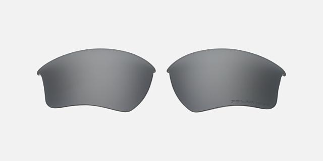 HALF JACKET 2.0 XL LENS BLACK IRIDIUM POLAR $90.00