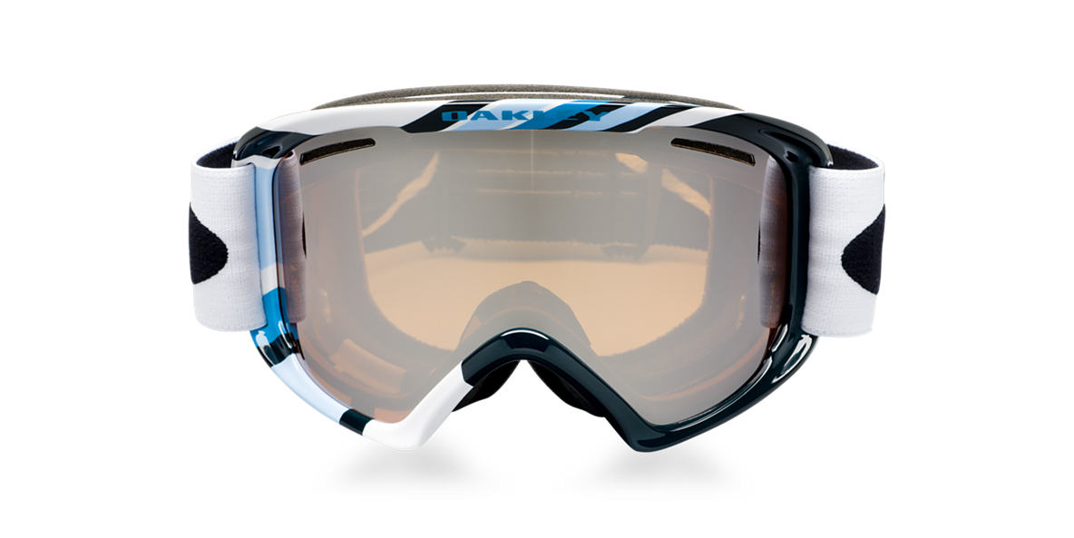 OAKLEY White OO7045 O2 XL Black lenses 00mm