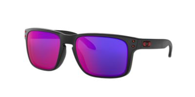black and red oakley sunglasses 0te9  Temple Size: