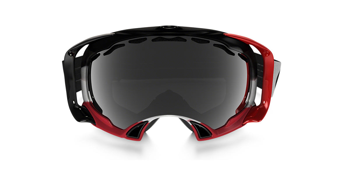 OAKLEY Red OO7022 SPLICE SIMON DUMONT Black lenses 00mm