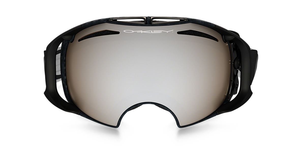 OAKLEY Black OO7037 AIRBRAKE Black lenses 00mm
