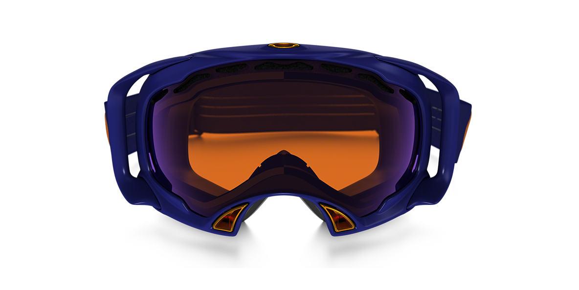 OAKLEY Blue OO7022 SPLICE Orange lenses 57mm