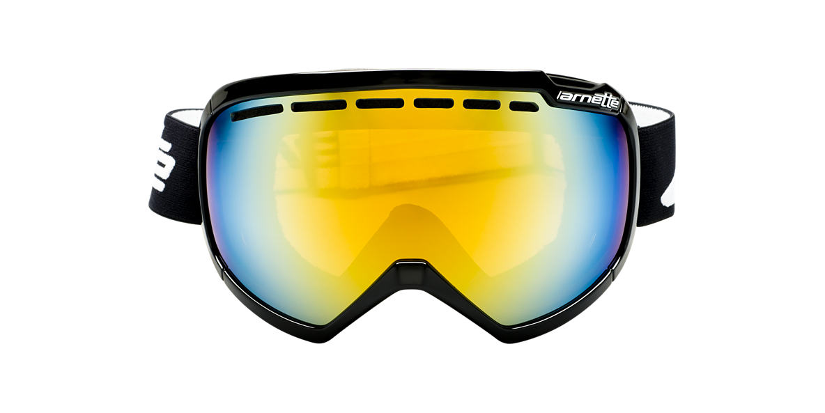 ARNETTE GOGGLES Black AN5004 SKYLIGHT Brown lenses mm
