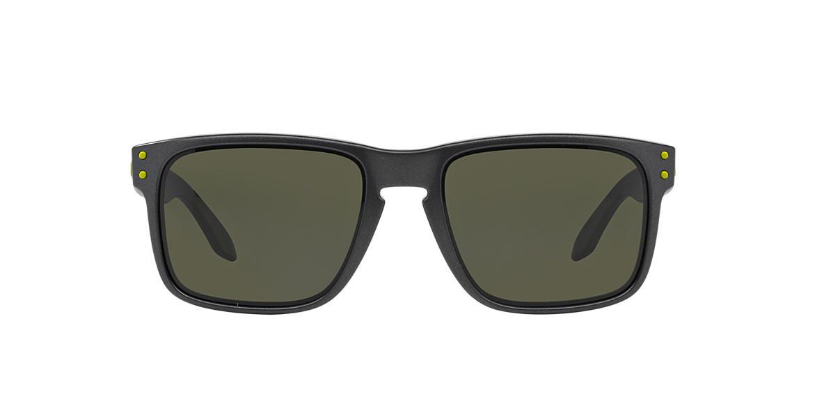 OAKLEY Gunmetal OO9102 HOLBROOK Grey lenses 55mm
