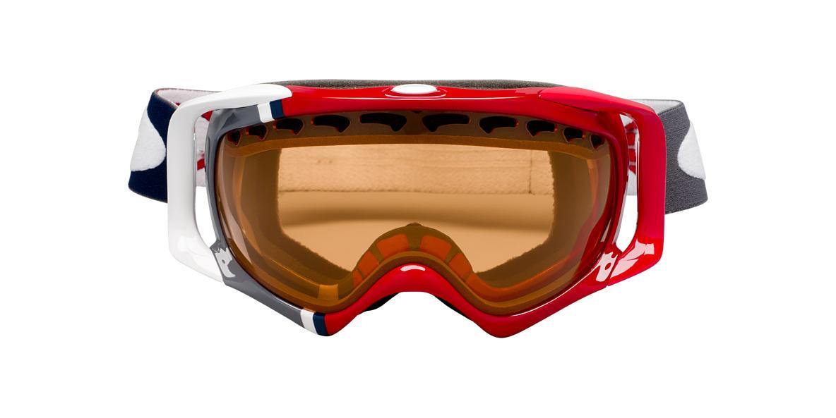 OAKLEY Red OO7005N CROWBAR Orange lenses mm