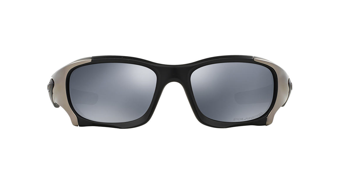 OAKLEY Black Matte OO9137 PIT BOSS II Black polarized lenses 60mm