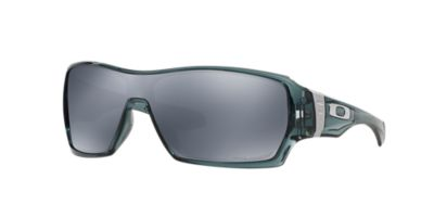 white and black oakley sunglasses e9xf  Bridge Size: