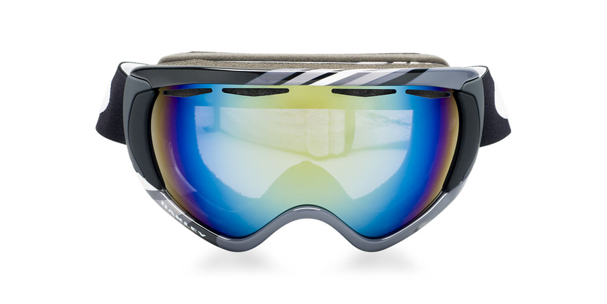 OAKLEY White OO7047 CANOPY Green lenses 00mm