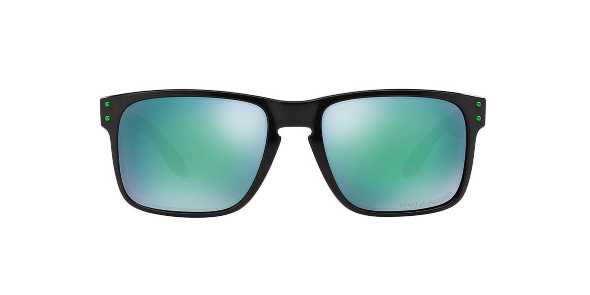 Green Oakley Sunglasses