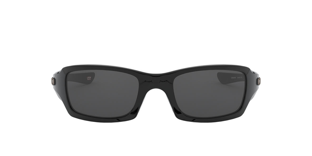 OAKLEY Black OO9238 FIVES SQUARED Grey lenses 54mm
