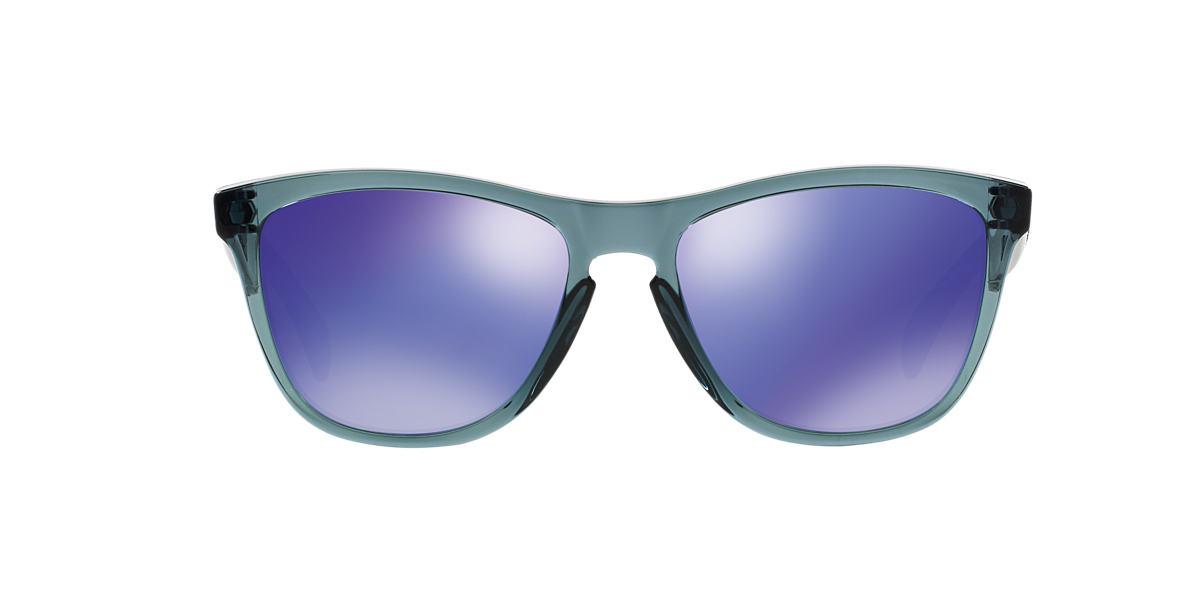 OAKLEY Black OO9013 FROGSKIN Purple lenses 55mm