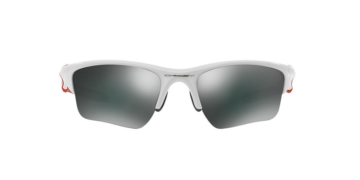 OAKLEY White OO9154 HALF JACKET 2.0 XL Black lenses 62mm