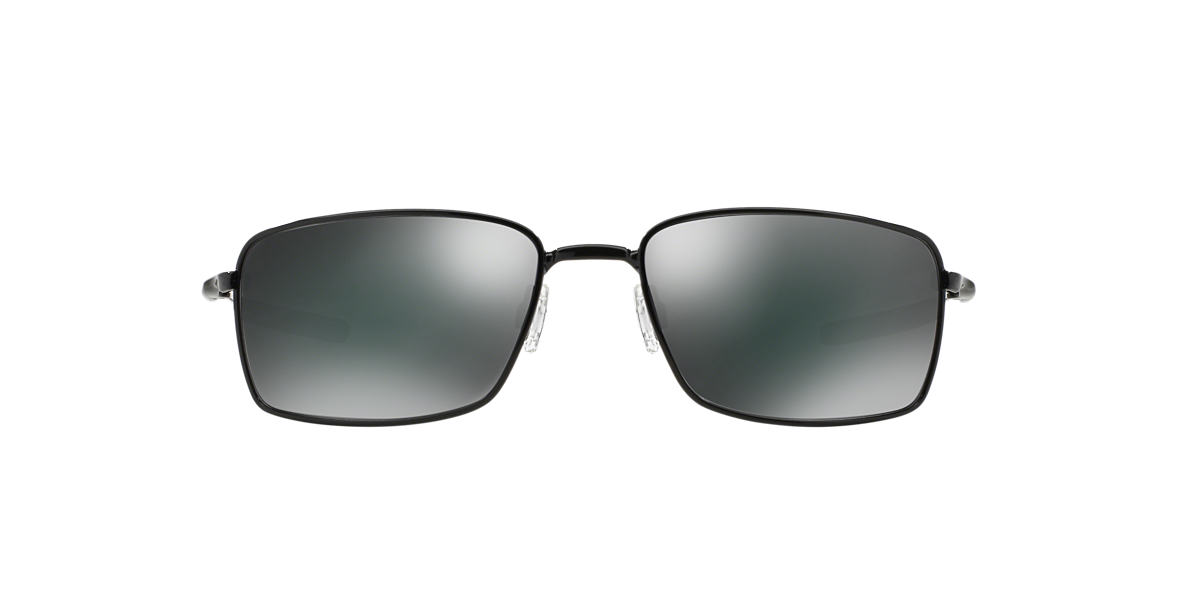 OAKLEY Black OO4075 SQUARE WIRE Black lenses 60mm