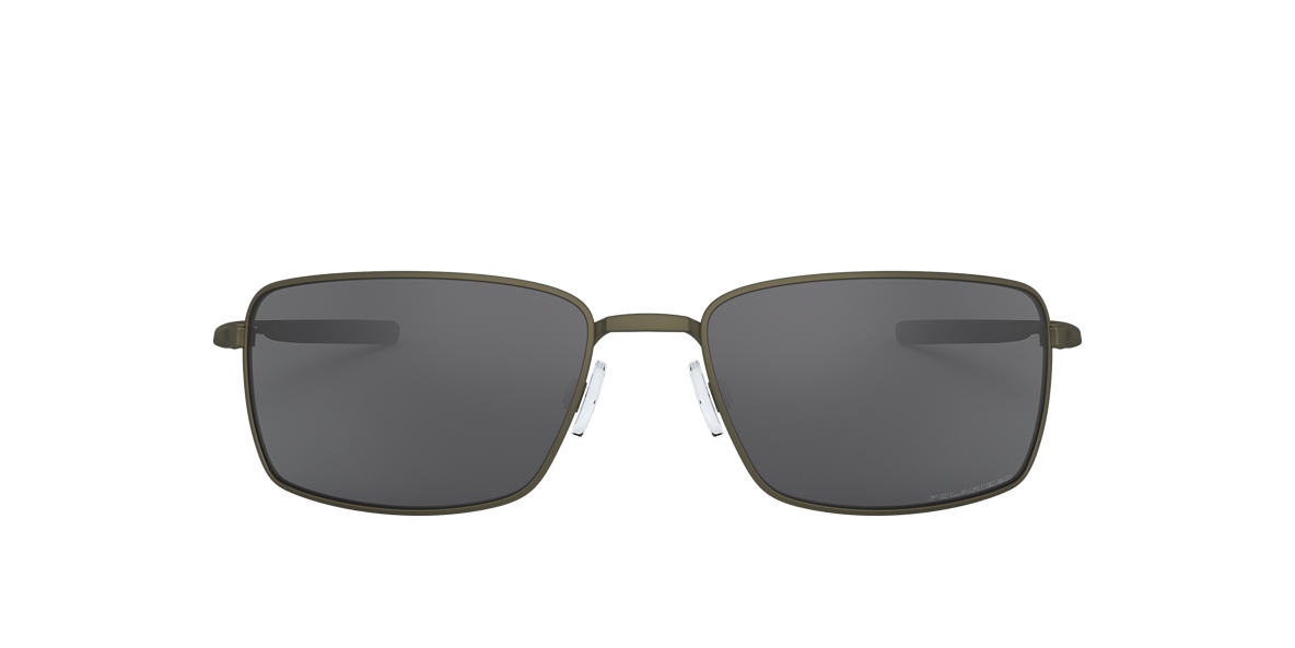 OAKLEY Grey OO4075 SQUARE WIRE Grey polarized lenses 60mm