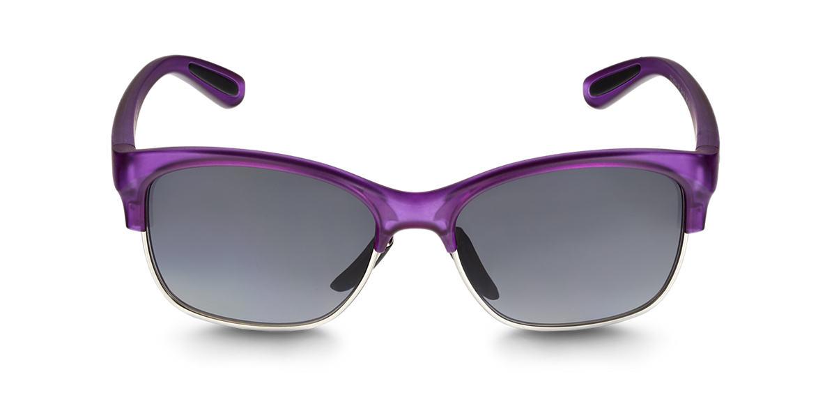 OAKLEY WOMENS Pink/Purple OO9204 Grey lenses 53mm