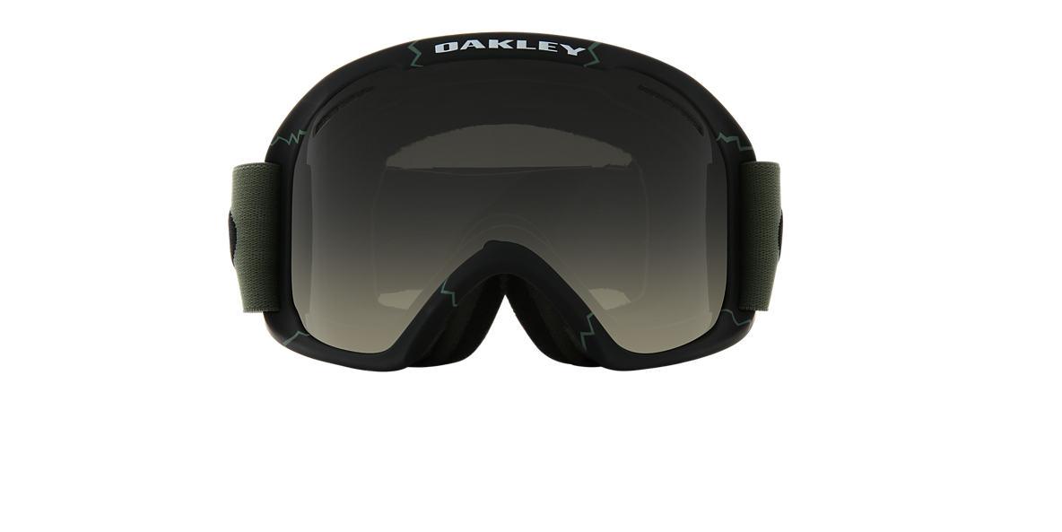 OAKLEY GOGGLES Grey OO7045 00 O2 XL Grey lenses mm