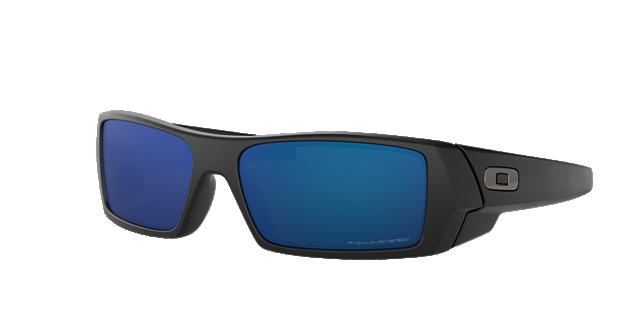Oakley Gascan Black Matte Rectangle Sunglasses - oo9014 700285856216