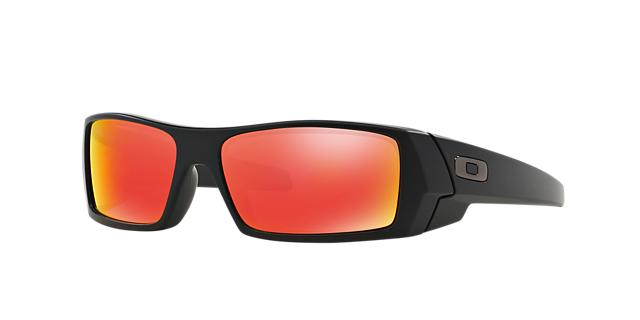 Oakley Gascan Black Matte Rectangle Sunglasses - oo9014 700285856230