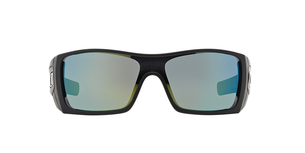 OAKLEY Black OO9101 Green lenses 13mm
