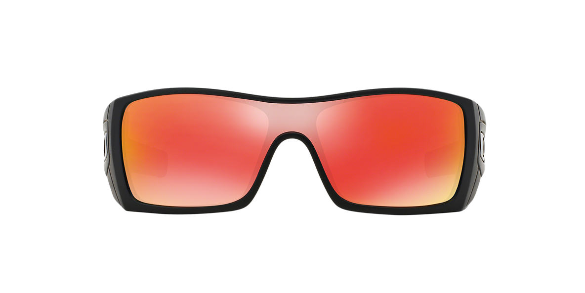 OAKLEY Black OO9101 Red lenses 13mm