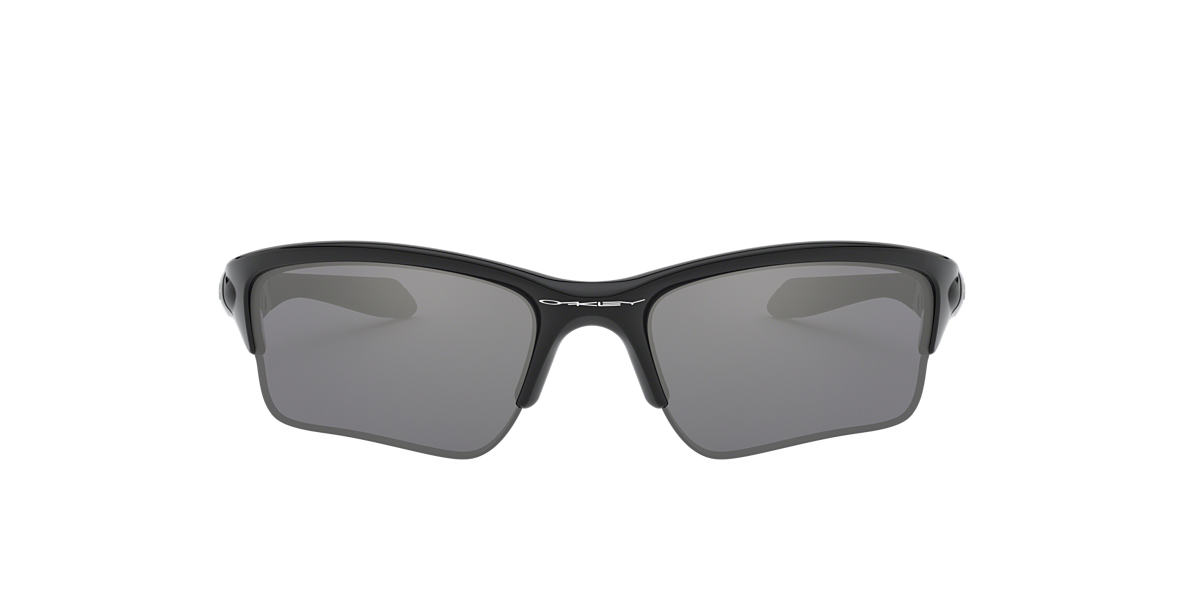 OAKLEY Black OO9200 QUARTER JACKET Black lenses 61mm