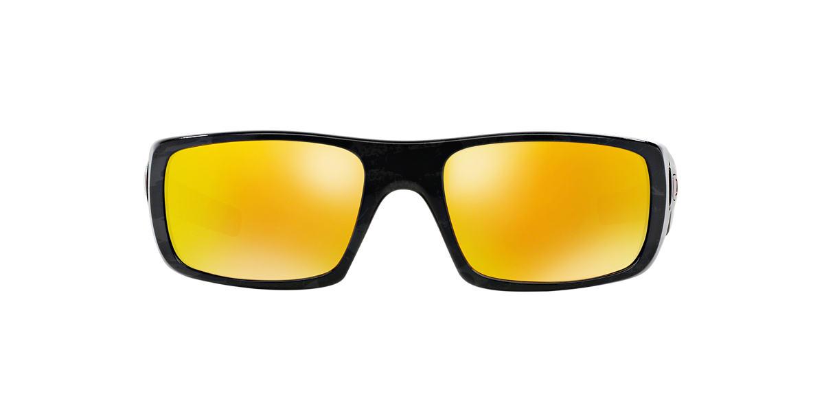 OAKLEY Multicolor OO9239 CRANKSHAFT Yellow polarized lenses 60mm