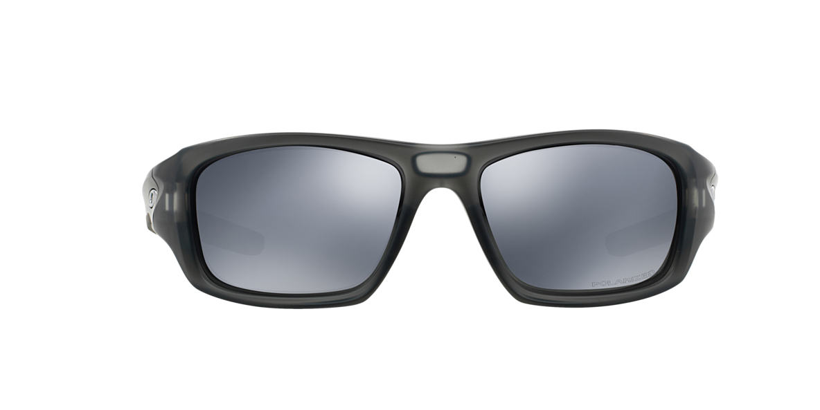 OAKLEY Grey OO9236 VALVE Black polarised lenses 60mm