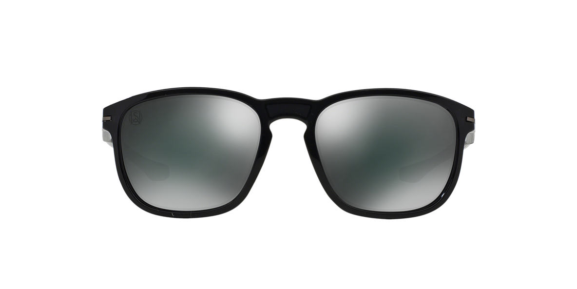 OAKLEY Black OO9223 ENDURO SHAUN WHITE Black lenses 55mm