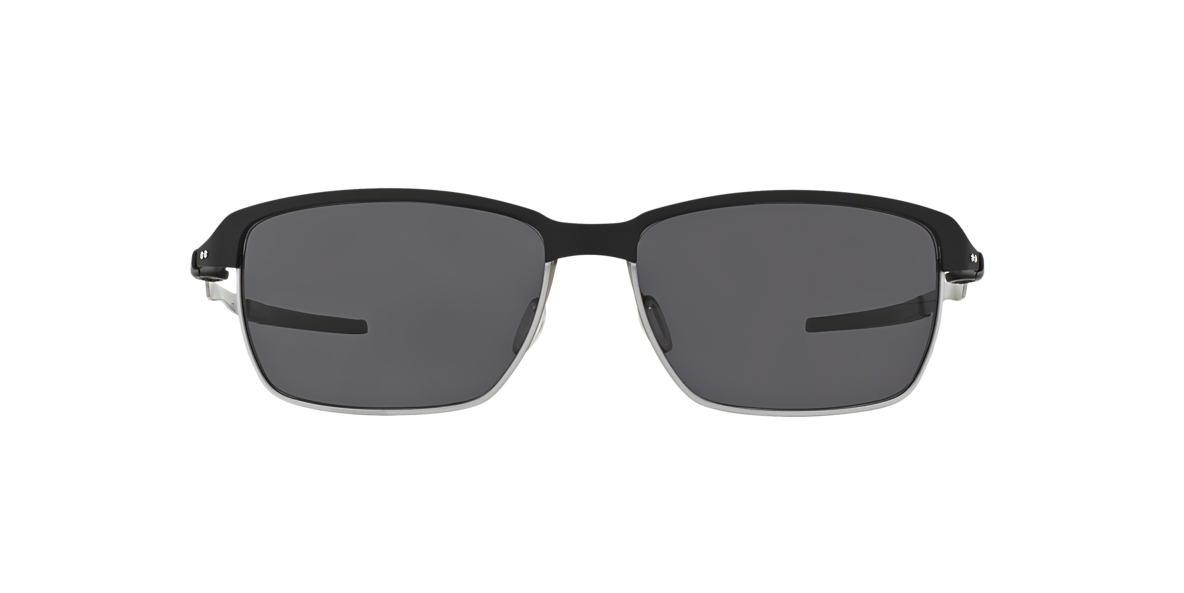 OAKLEY Black OO4083 TINFOIL Grey lenses 58mm