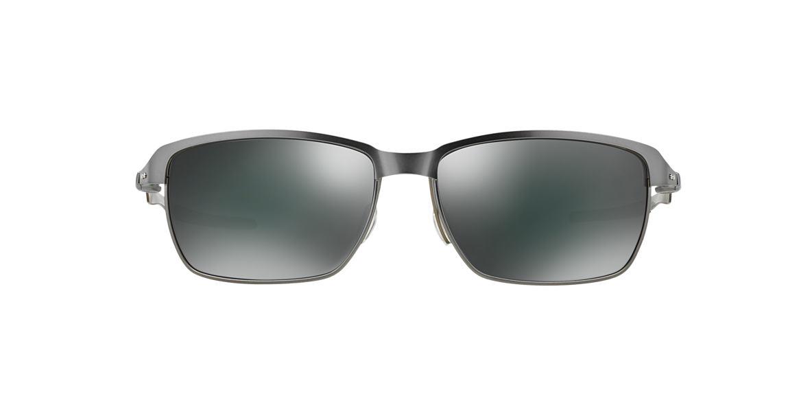 OAKLEY Silver Shiny OO4083 TINFOIL Black lenses 58mm