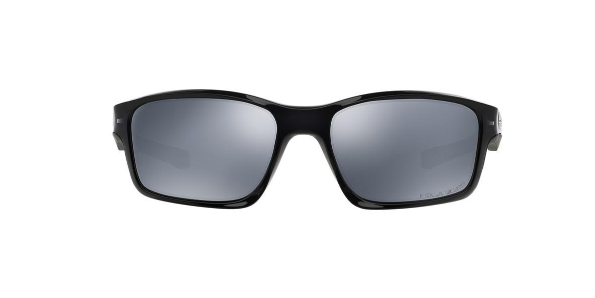 OAKLEY Black OO9247 CHAINLINK Black polarized lenses 57mm