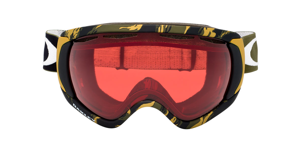 OAKLEY Green OO7047 00 CANOPY Red lenses mm