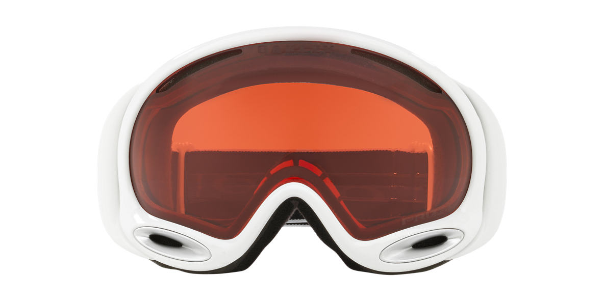 OAKLEY GOGGLES White OO7044 00 A-FRAME 2.0  lenses mm