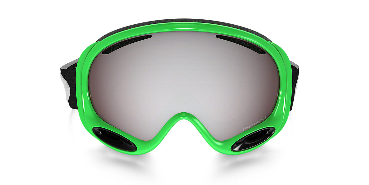 OAKLEY GOGGLES Green OO7044 00 A-FRAME 2.0 Black lenses mm