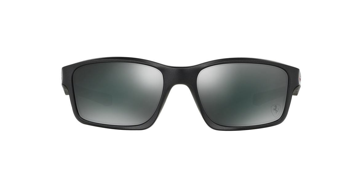 OAKLEY Black OO9247 CHAINLINK Grey lenses 57mm