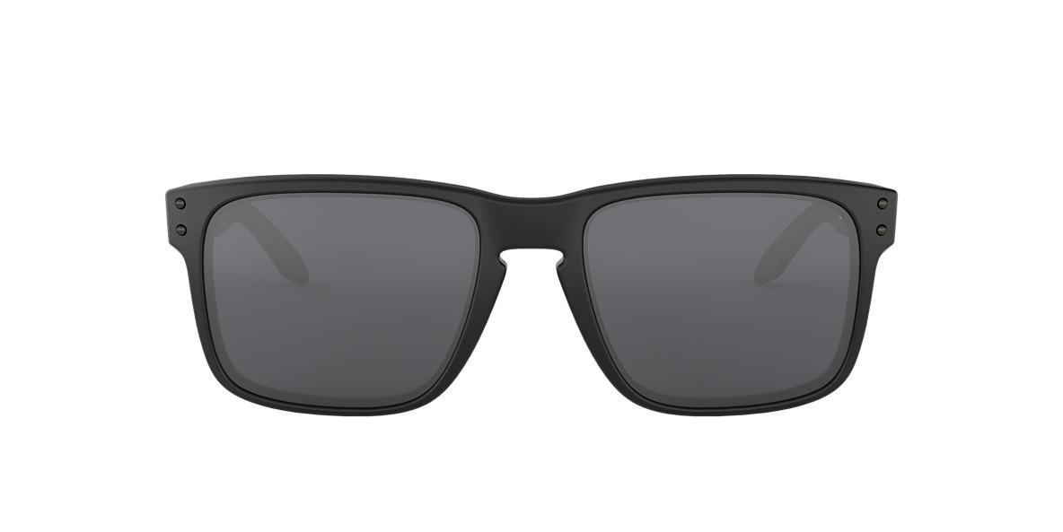OAKLEY Black Matte OO9102 HOLBROOK Black lenses 55mm