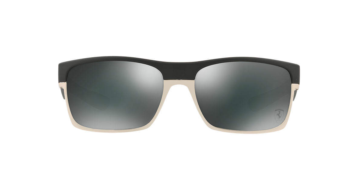 OAKLEY Black OO9189 TWOFACE Black polarised lenses 60mm
