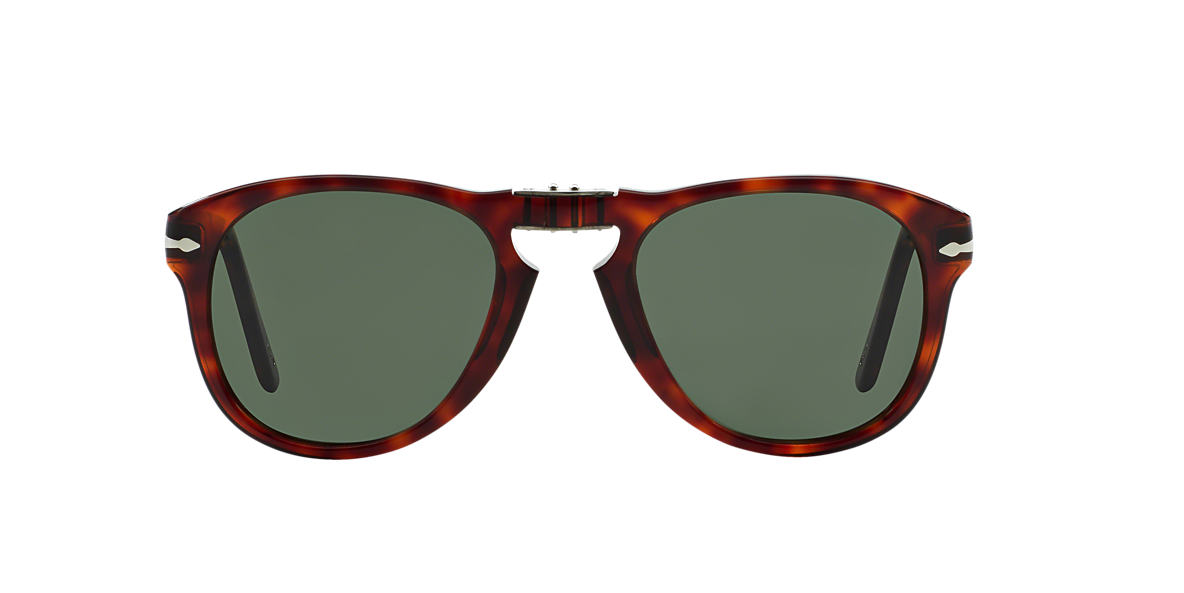 PERSOL Tortoise PO0714 52 Green lenses 52mm