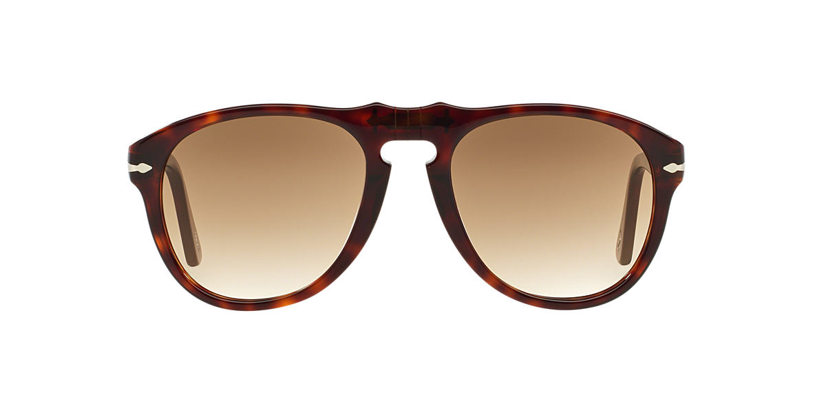 PERSOL Tortoise PO0649 Brown lenses 54mm